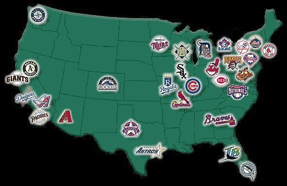 La Rubrique Liens Du Site Du Club Des Indians De Boé BonEncontre - Us baseball map